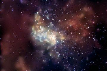Беглая звезда: что это, и почему она убежала от черной дыры Млечного Пути