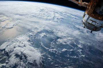 Астронавты на МКС ужаснулись масштабам пожаров, охвативших Австралию