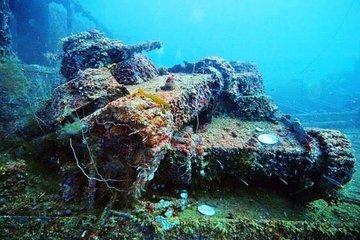 Невероятные находки, поднятые с морского дна (часть 1)