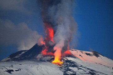Угроза экологии: активные вулканы России