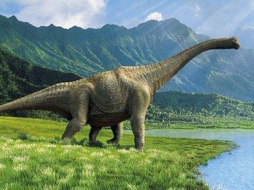 Титанозавры обитали в Антарктиде