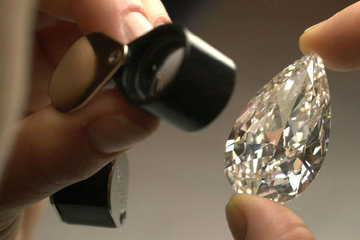 Алмазы можно согнуть?